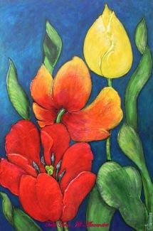 J. Alexander. Tulip Time (002)