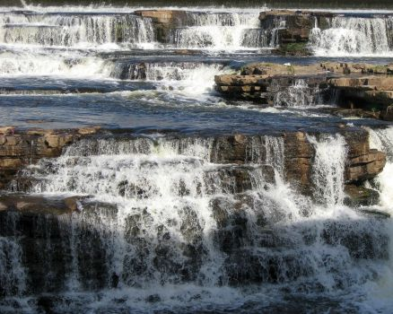 Layers of Falls
