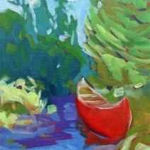 4. Kaija Savinainen Canoe Study (002)